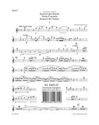 Concerto in A minor for Violin Op.53 (Wind Set)