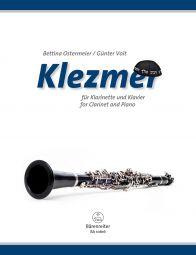 Klezmer for Clarinet & Piano