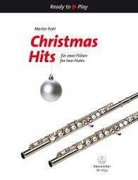 Christmas Hits for 2 Flutes (2 Playing Scores)