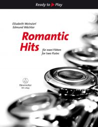 Romantic Hits for Two Flutes (Playing Score)