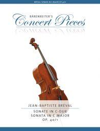 Sonata in C major Op.40/1 transcribed for Cello and Piano