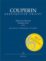 Pièces de clavecin for Harpsichord Book 1 (1713)