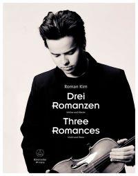 Three Romances for Violin and Piano