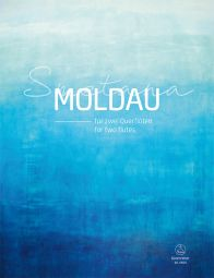 Moldau for two Flutes (Playing Score)