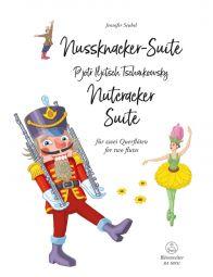 Nutcracker Suite for two Flutes