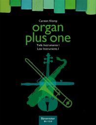 organ plus one: Low Instruments Volume 1 (Score & Parts)