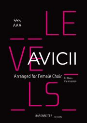Levels. Arranged for Female Choir (SSSAAA)