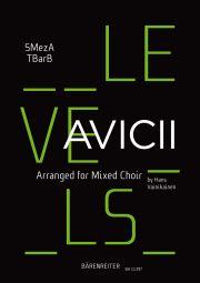 Levels. Arranged for Mixed Choir (SMezATBarB)