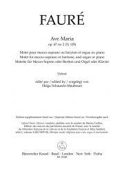 Ave Maria Op.67/2 N 129