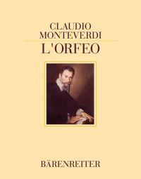 L'Orfeo - Favola in musica (Facsimile, hardback)