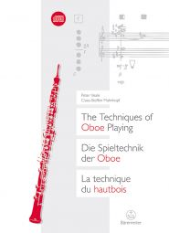 The Techniques of Oboe Playing (Paperback)