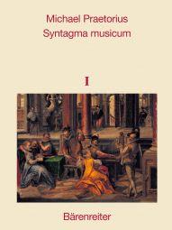 Syntagma musicum Volumes 1-3 (Paperback)