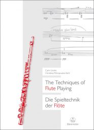 The Techniques of Flute Playing I: Flute (Paperback)