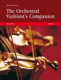 The Orchestral Violinist's Companion (2 vols Paperback)