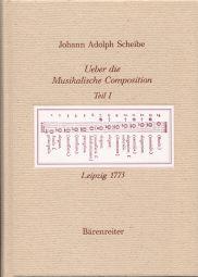 Ueber die Musikalische Composition (Facsimile, hardback)