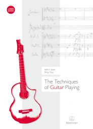 The Techniques of Guitar Playing (Paperback)