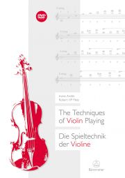 The Techniques of Violin Playing (Paperback)