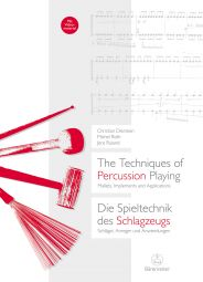 The Techniques of Percussion Playing (Paperback)