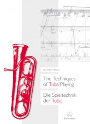 The Techniques of Tuba Playing (Paperback)