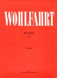 60 Studies/Etudes Op.45 Vln