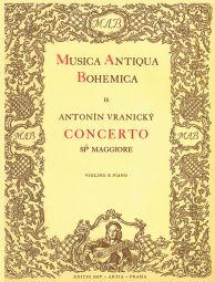 Concerto B Flat Maj Vln & Pno