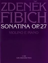 Sonatina Op.27 in D minor for Violin & Piano