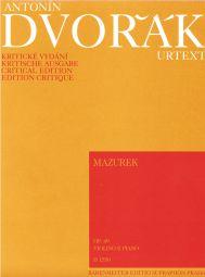 Mazurka in E minor Op.49 for Violin & Piano