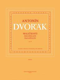 Bagatelles Op.47 for Piano Quartet (Score & Parts)