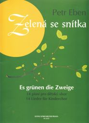 Twig is Turning Green - 14 songs for Childrens' Choir and Piano