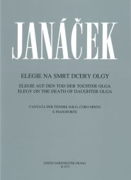 Elegy on the Death of Daughter Olga (Vocal Score)