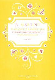 Romance from the Dandelions (Score)