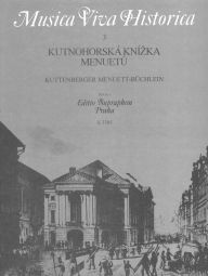 Book of Minuets from Kutna Hora for Piano