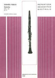 Idyll Op.16 (Clarinet/Violin & Piano)