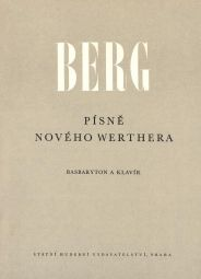Songs of the New Werther (7 Songs for Bassbaritone & Piano)