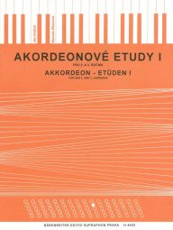 Accordion Studies Book 1