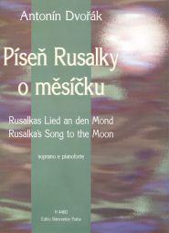 Rusalka's Song to the Moon (Voice & Piano)