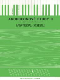 Accordion Studies Book 2
