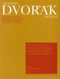 Three Spiritual Songs Op.19b (Tenor & Organ)