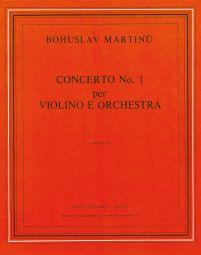 Concerto for Violin No.1 H 226 (Full Score)