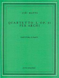 String Quartet No. 1 (Parts & Score)