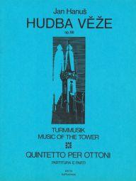 Tower Music Op.88 (Tribute to Bohuslav Martinu) (Score & Parts)