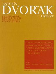String Quartet No.6 in A minor Op.12 (Parts)