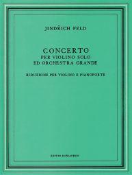 Concerto for Violin & Ochestra (Violin & Piano)