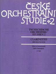 Czech Orchestral Studies II - Antonin Dvorak (Clarinet)
