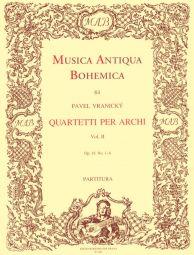 String Quartets Book 2 - Op.16 Nos 1-6 (Full Score)