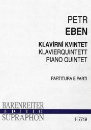 Piano Quintet (Score & Parts)