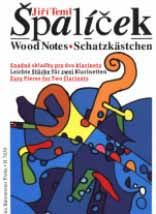 Wood Notes  - Easy Pieces for Two Clarinets