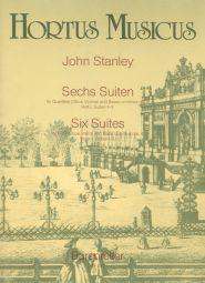 Six Suites, Op.4 Volume 1, Nos. 1-3