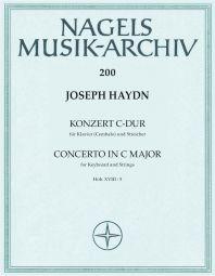Concerto for Piano in C major (Hob.XVIII:5) (Score & Parts)
