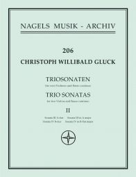 Trio Sonatas , Vol 2: Nos. 3-4 (A major, B-flat major)